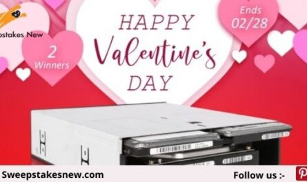 ICY DOCK Valentine Day Giveaway