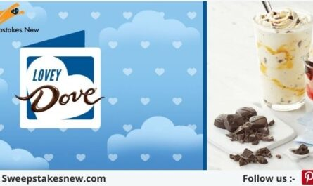Culver's Lovey Dove sweepstakes