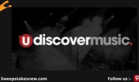 UDiscoverMusic Valentine Day Giveaway
