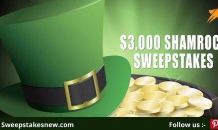 Frankly Media $3000 Shamrock Sweepstakes