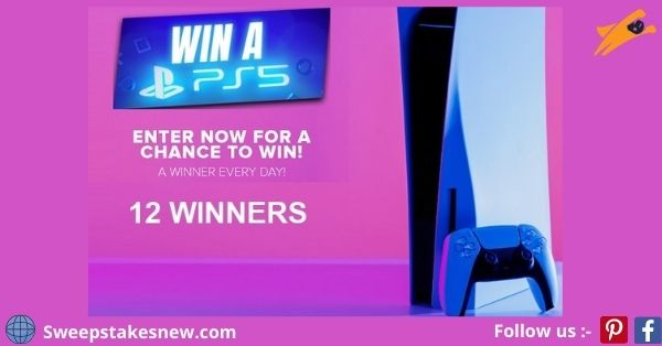 Fashion Nova Playstation 5 Giveaway