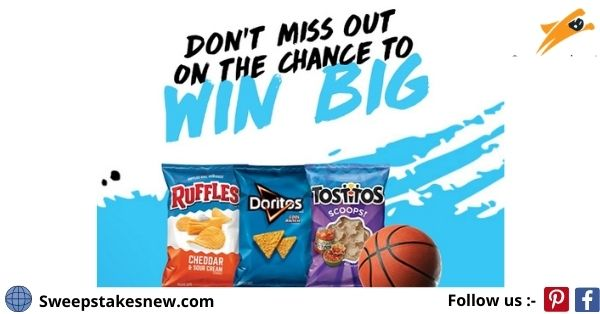 Frito-lay March Hoops Sweepstakes