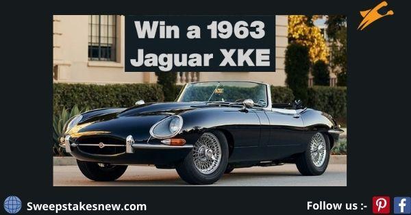 Omaze Jaguar Sweepstakes 2021