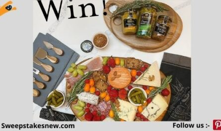 Maille Cheese and Charcuterie Feast Giveaway