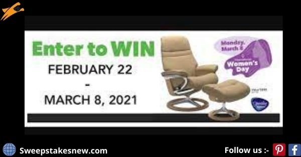 Nebraska Furniture Mart Chair and Ottoman Giveaway