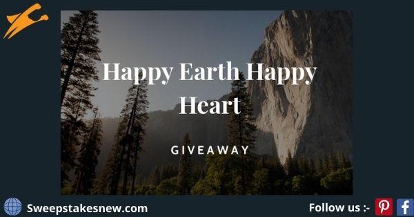 Live Sozy Happy Earth Happy Life Giveaway