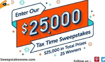Netspend Tax Time Sweepstakes 2021