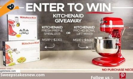 Perfect Snacks KitchenAid Sweepstakes