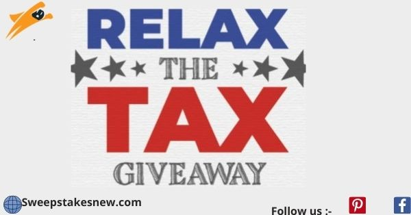Check Into Cash Relax the Tax Giveaway Sweepstakes