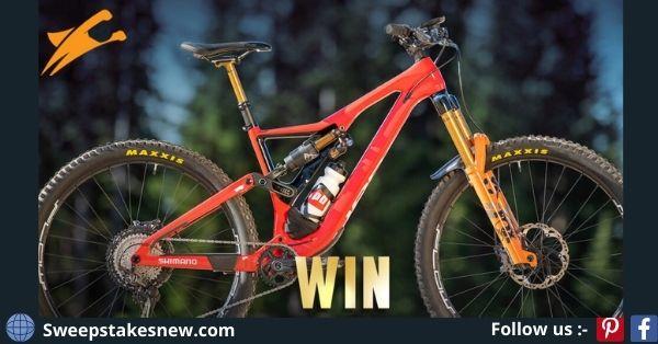 Pinkbike Academy Orbea Rallon Replica Bike Giveaway