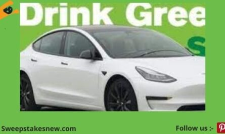 Amazing Grass Drink Green Sweepstakes