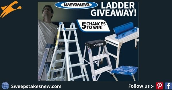 Do It Best Corp Werner Ladder Giveaway