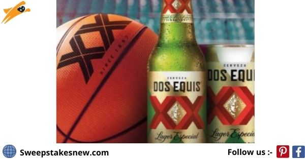 Dos Equis Pop-A-Shot Sweepstakes