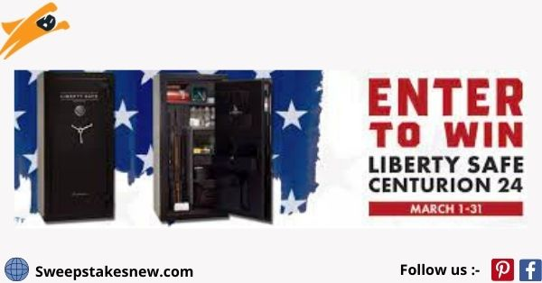 C-A-L Ranch Liberty Safe Centurion 24 Giveaway