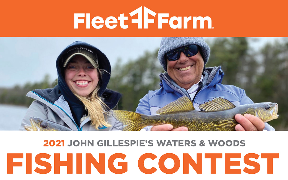 Fleet Farm Gillespie Fishing Getaway Sweepstakes