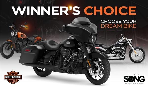 Harley Davidson Motorcycle Sweepstakes – Win A Bike