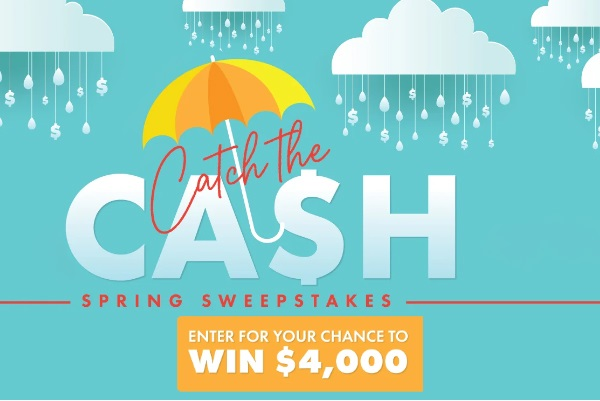 Churchill Mortgage $4k Cash Sweepstakes