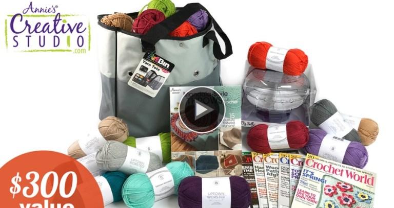 Marvelous Mandala Crochet Giveaway