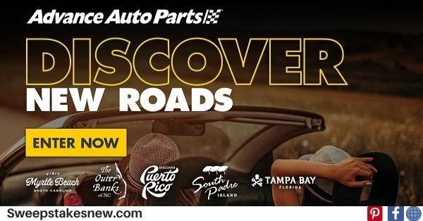 Road Trip Ready Sweepstakes