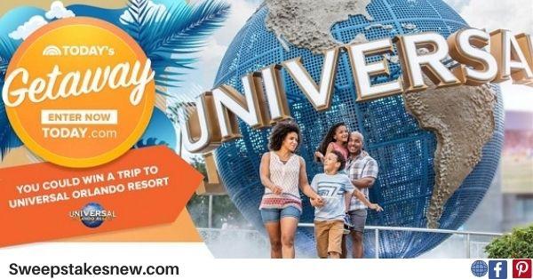 TODAY's Universal Orlando Sweepstakes