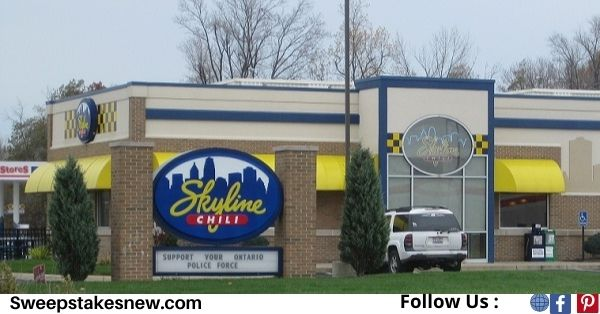 Skyline Chili Enter-To-Win Summer Sweepstakes