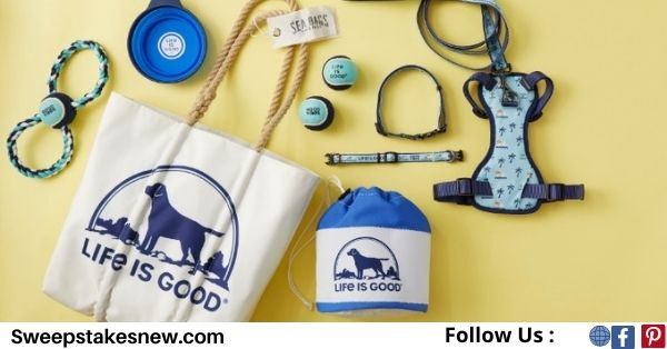 Life is Good Seas the Day Giveaway