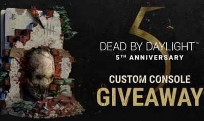 Dead by Daylight Custom Sweepstakes