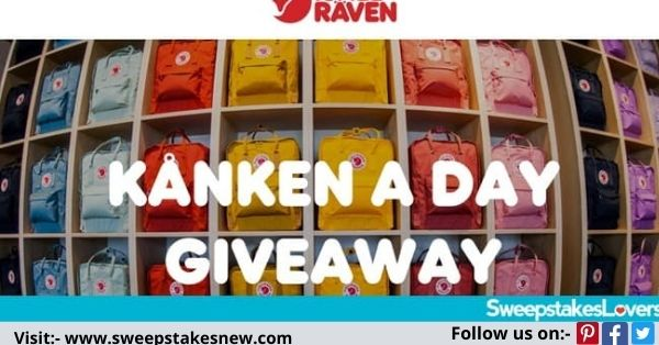 Kanken-A-Day Giveaway