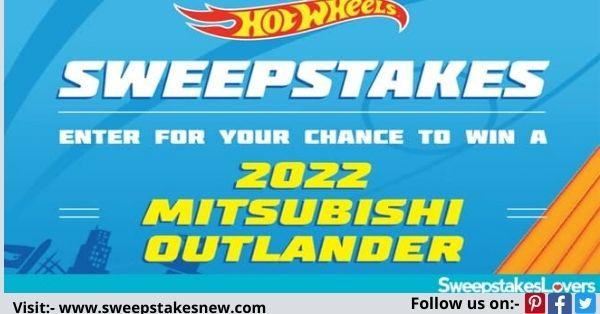 Hot Wheels Kroger Mitsubishi Sweepstakes