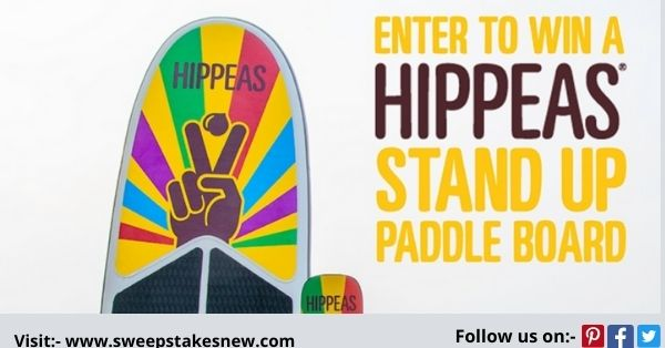 HIPPEAS Paddle Board Giveaway
