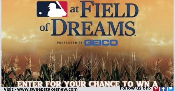 MLB at Field of Dreams Sweepstakes